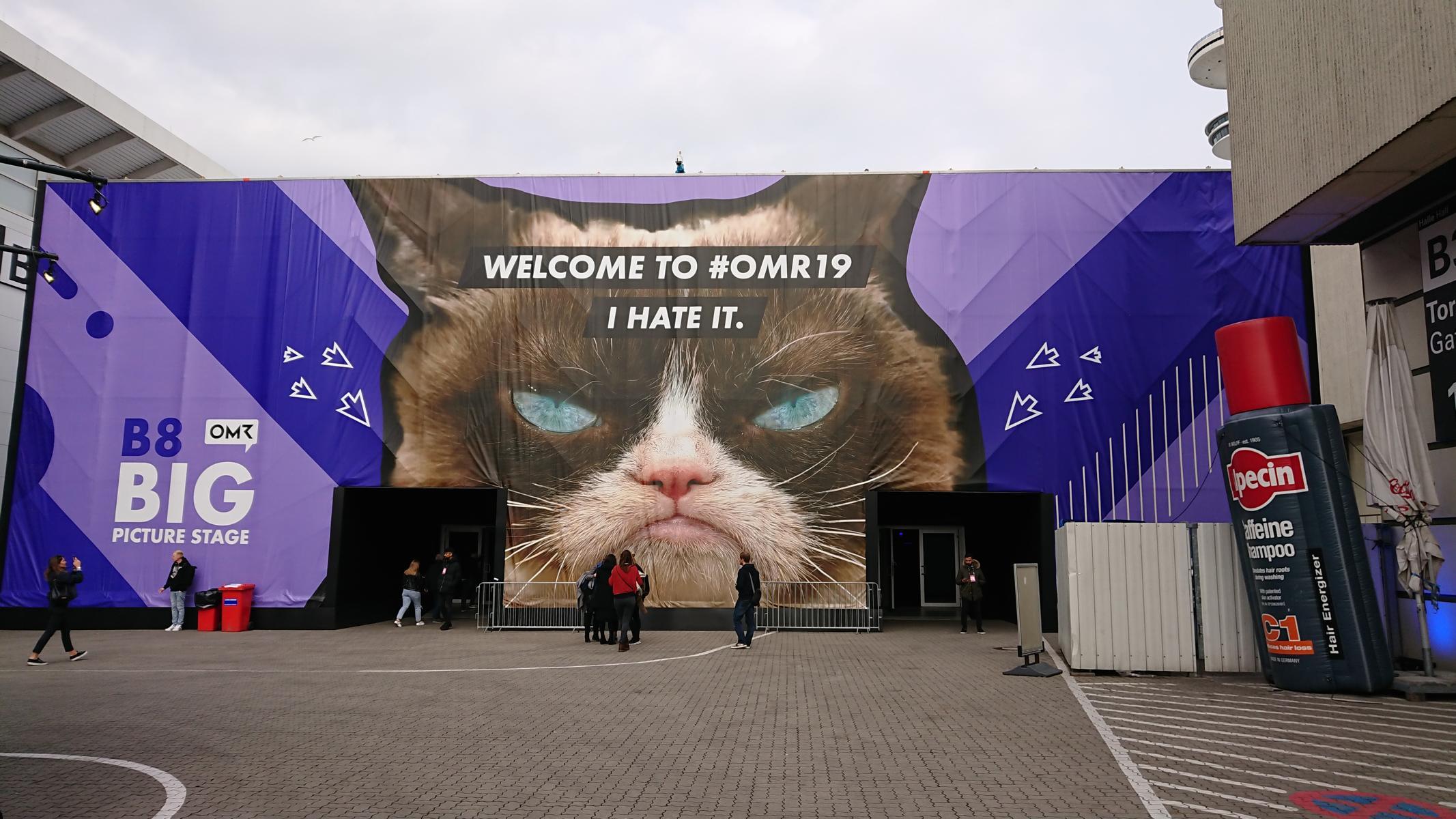 OMR 19 Grumpy Cat